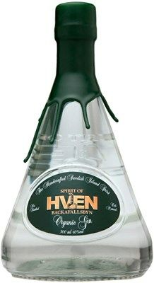 Spirit+of+Hven+Organic+Gin+40%+50cl