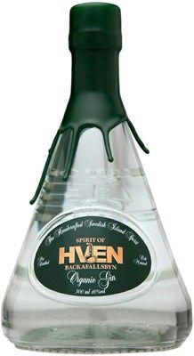 Spirit+of+Hven+Organic+Gin+40%+50cl