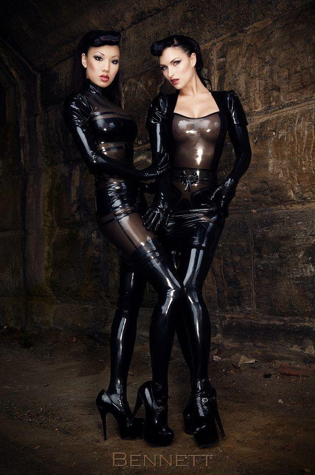 Jade Vixen: Sister Sinister - Susanna Andersen & Jade Vixen
