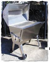 Cajun Grill Built in Lafayette Louisiana - Grilling, Bar-B-Que, Charcoal
