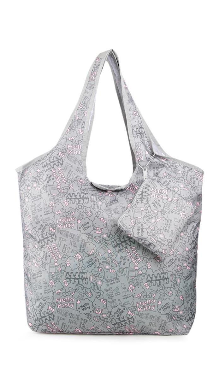 62f3841e6e9c Stay eco-friendly with this precious reusable Hello Kitty tote bag ...