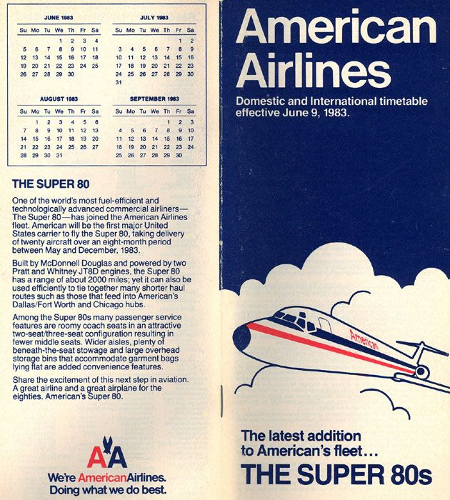 The McDonnell Douglas MD-80: A History