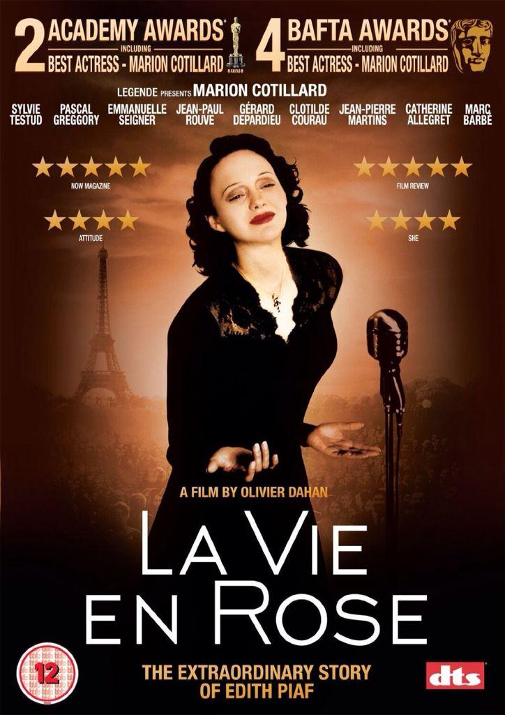 La Vie En Rose Academy Award Winning Movies Marion Cotillard Best Actress