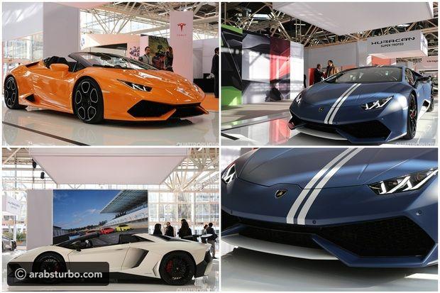 صور جناح لمبرجيني المذهل في معرض بولونيا 2016 موقع تيربو العرب Car Sports Car Vehicles