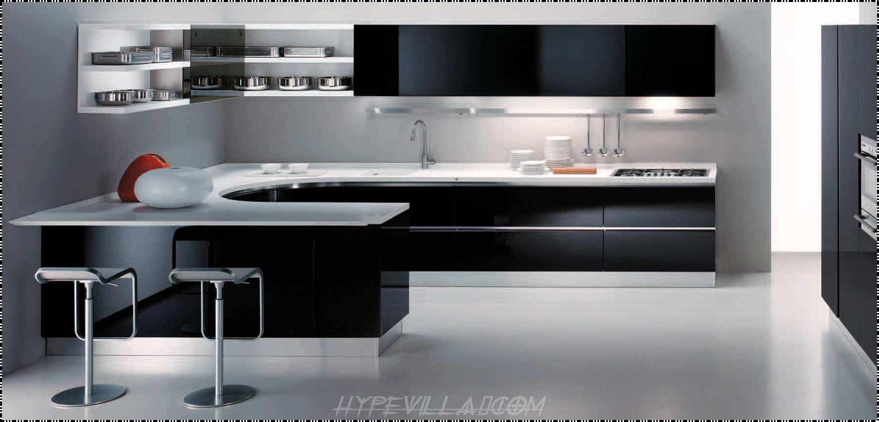 Design kitchen modern new modern home designs fresh modern for Kuchenplan erstellen