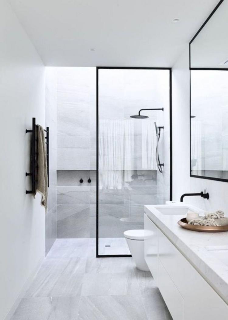 Creative Rustic Bathroom Decoration & 40 Best Design Ideas | Rustic ...