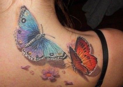 Tattoo Ideas Butterflies (26)