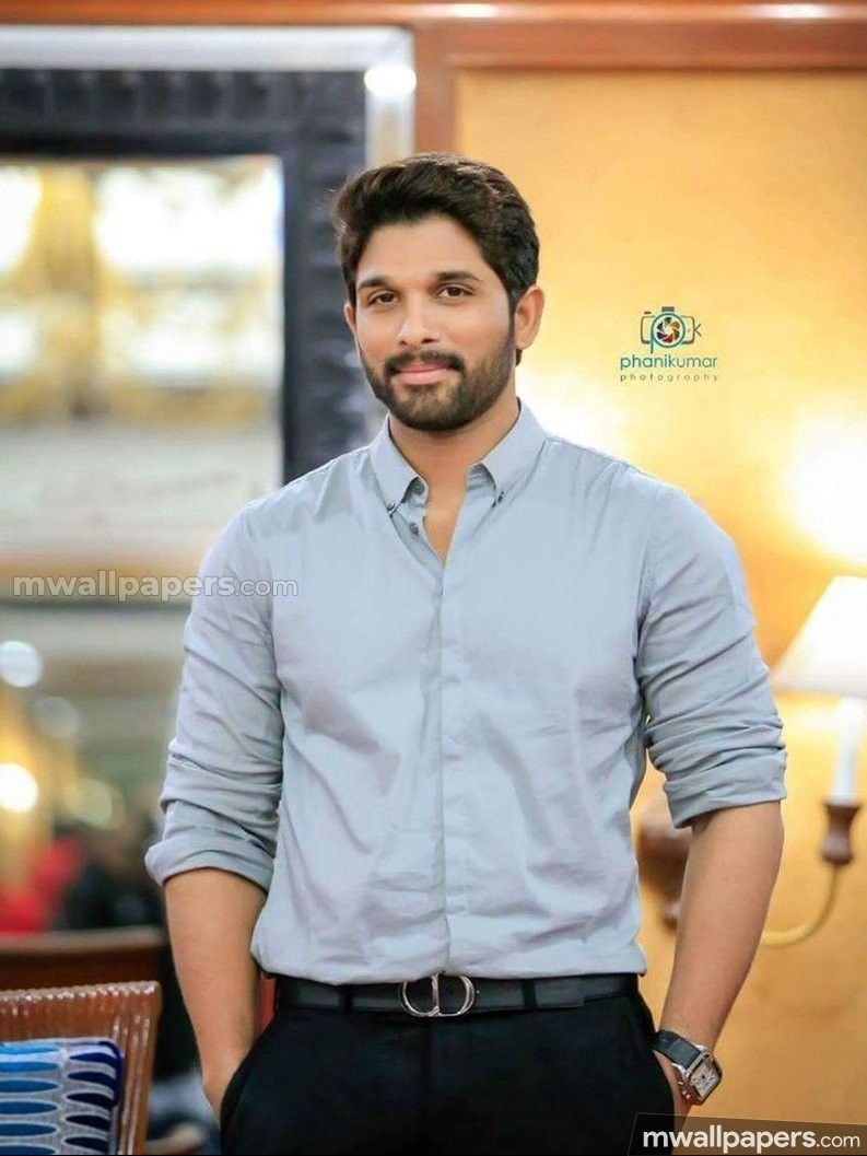 allu arjun cute hd