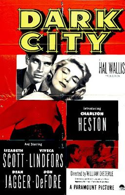 projetor antigo: Cidade Negra 1950 Leg avi  1950 , Charlton Heston , Dean Jagger , Don DeFore , Drama/Policial/Film-Noir , Ed Begley , Harry Morgan , Jack Webb , Legendado , Lizabeth Scott , Mike Mazurki , Viveca Lindfors , William Dieterle