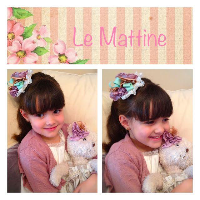 CELEBRATIONS,HEADBANDS BABY,GIRL...LE MATTINE