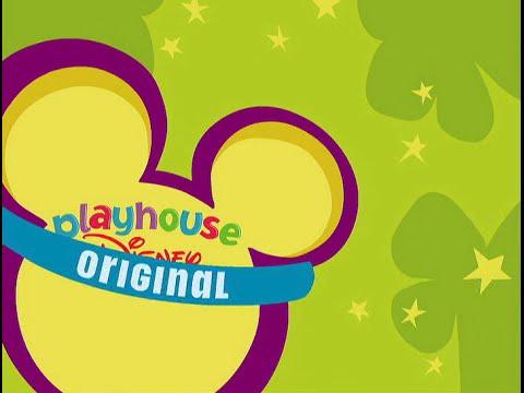 Nevlana Logos Playhouse Disney Buena Visita Telivison Walt
