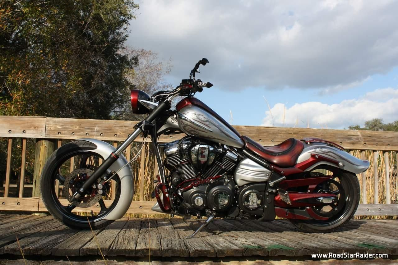 Image Result For Custom Yamaha Raider Wheels Cool Bikes Yamaha