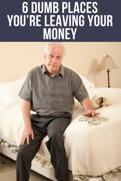 6 Dumb Places Youre Leaving Your Money | Expert Personal Finance Advice | How To Look After Your Money | Where To Keep Your Money Safe | Money Savings Tips