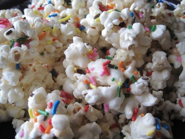 Birthday Cake Batter Popcorn http://media-cache8.pinterest.com/upload/101964379033526975_gpuvRgIw_f.jpg quiltedfeather recipes to try