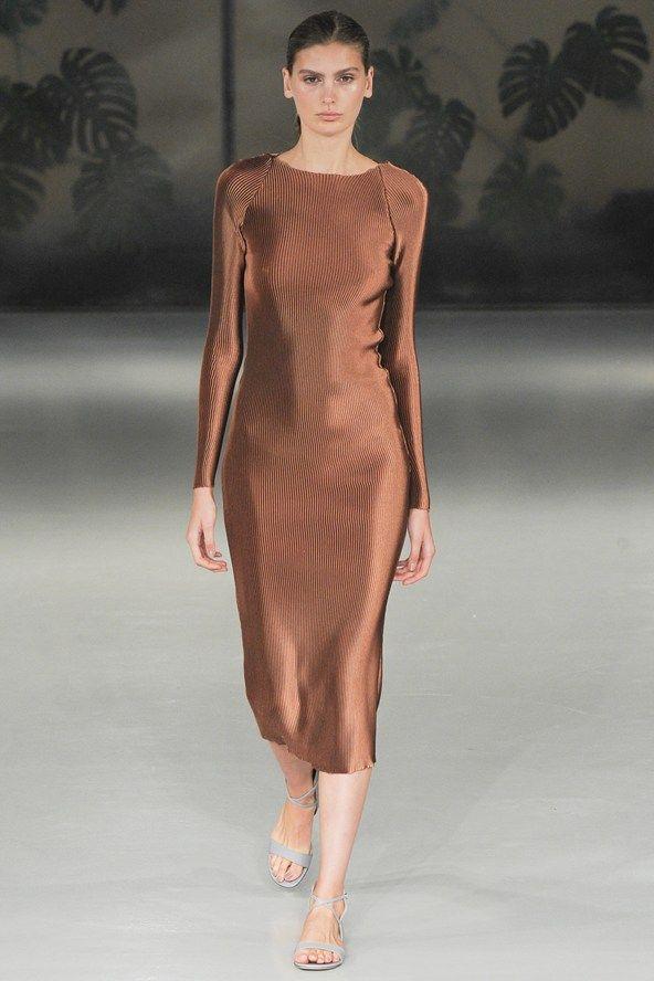 Barbara Casasola womenswear, spring/summer 2015, London Fashion Week