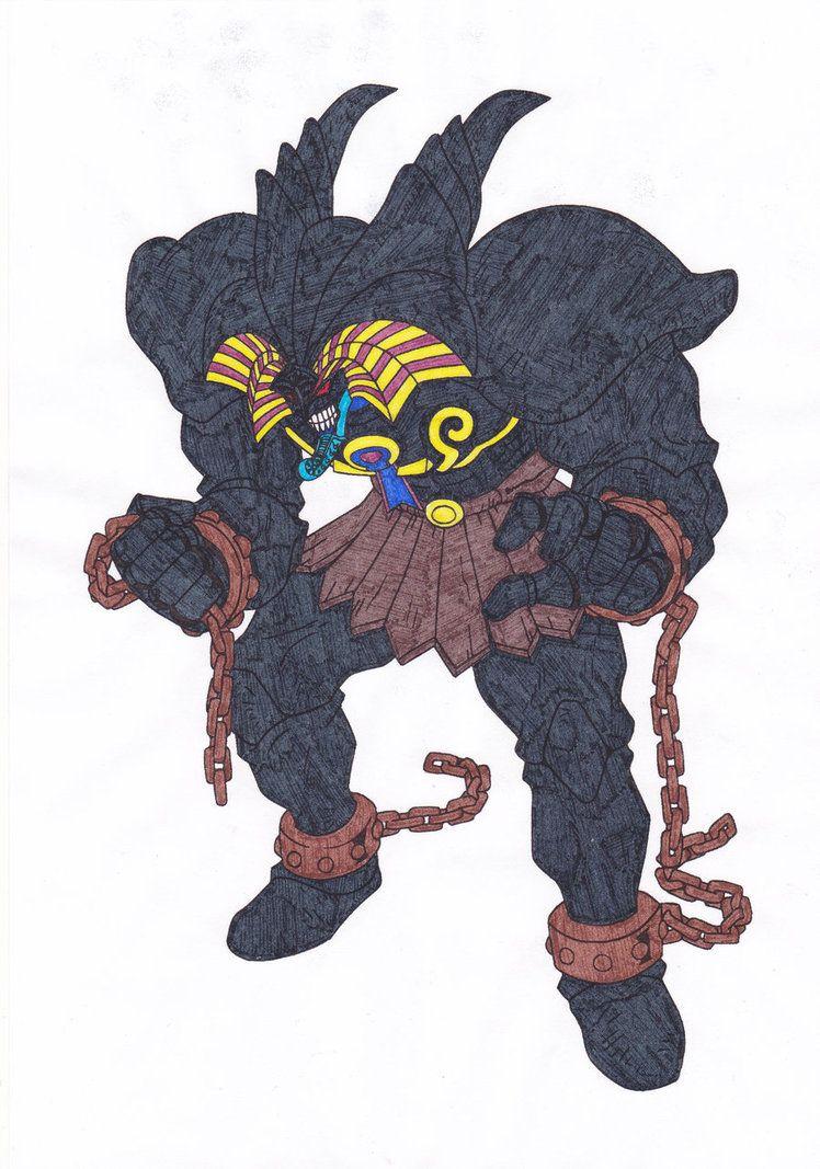 Exodia Necross Duel Monsters Pinterest Yugioh Monsters Moose
