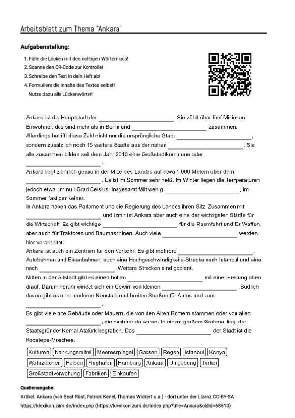 Ausgezeichnet Aktivität 6 Nahrungs Arbeitsblatt Antworten Galerie ...