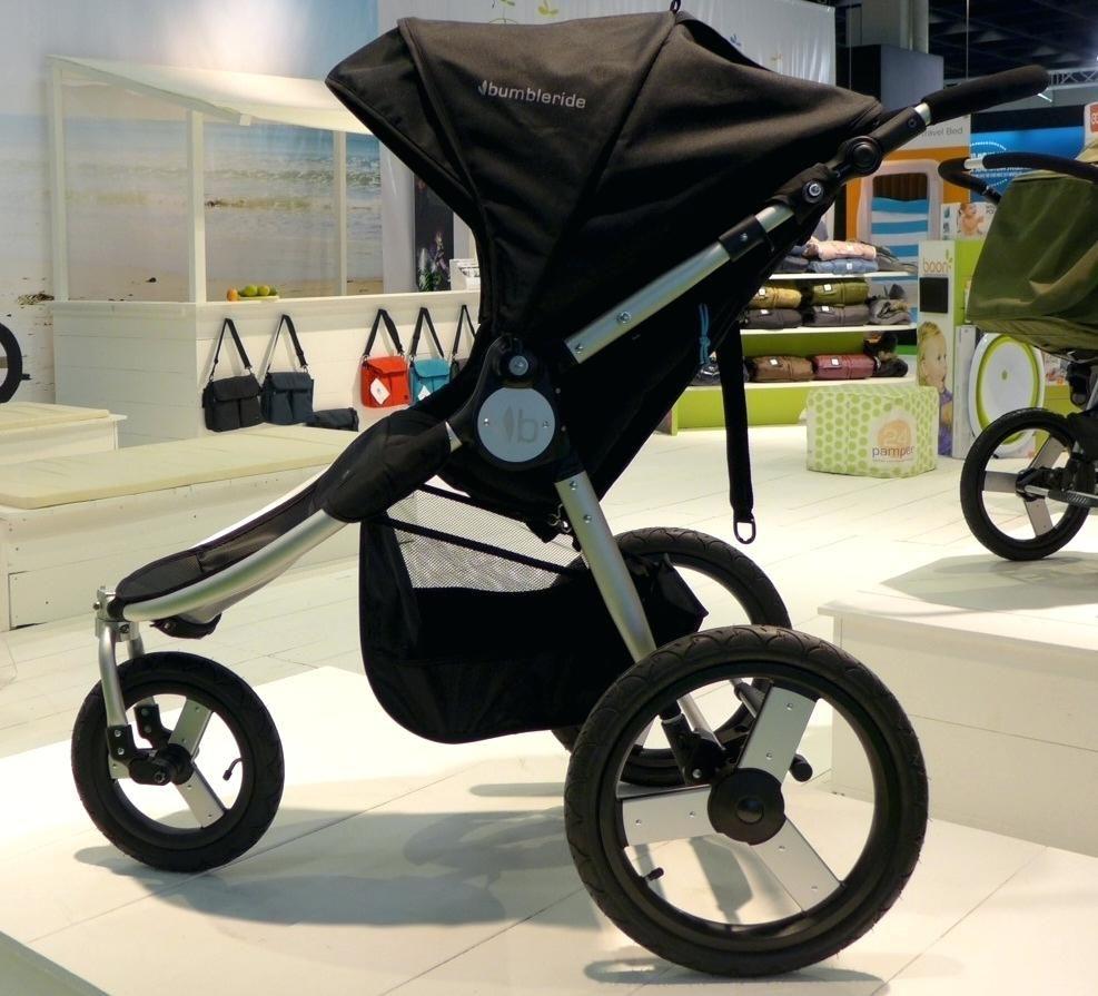 Kinderwagen Bumbleride Speed Jogging Kinderwagen Von Porsche Design