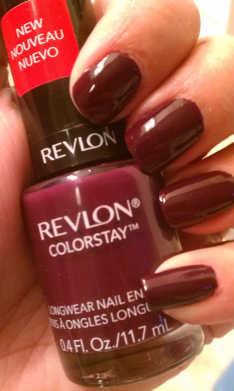 Revlon nail polish color chart the revlon colorstay longwear revlon nail polish color chart the revlon colorstay longwear nail enamel comes in 32 shades nvjuhfo Image collections