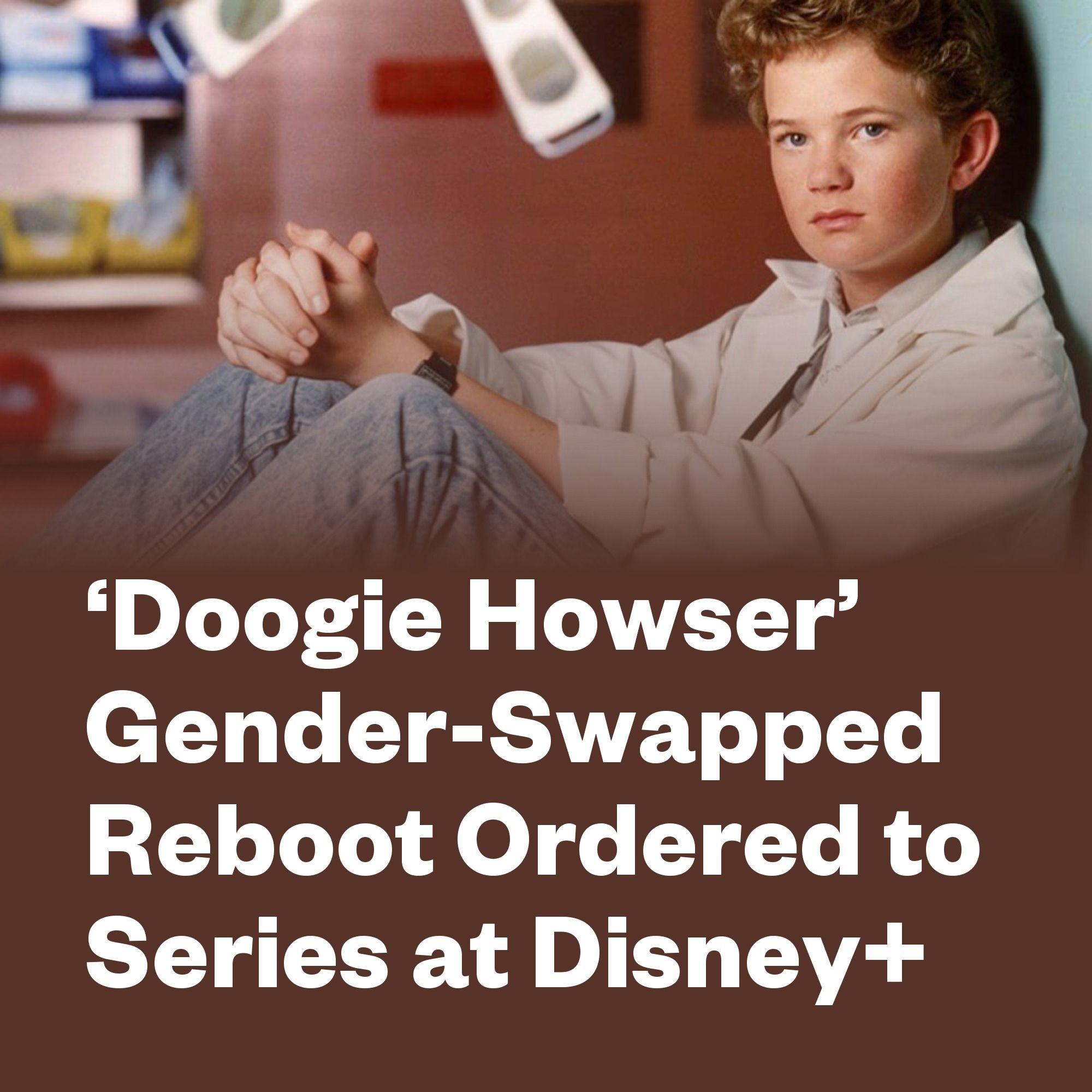 'Doogie Howser' GenderSwapped Reboot Ordered to Series at