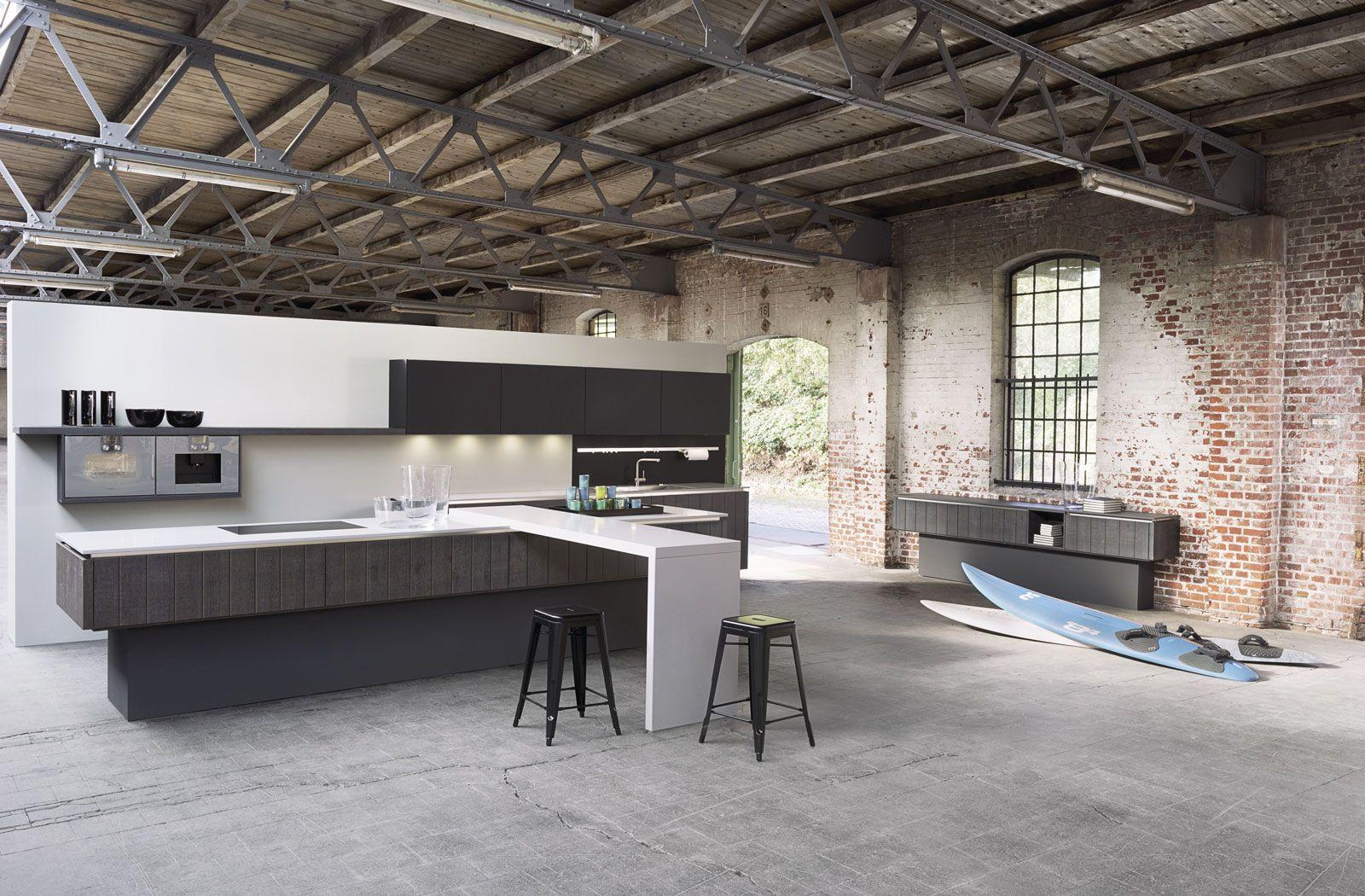 Häcker Küchen Hamburg 6021 gl silbereiche furnier häcker küchen häcker küchen