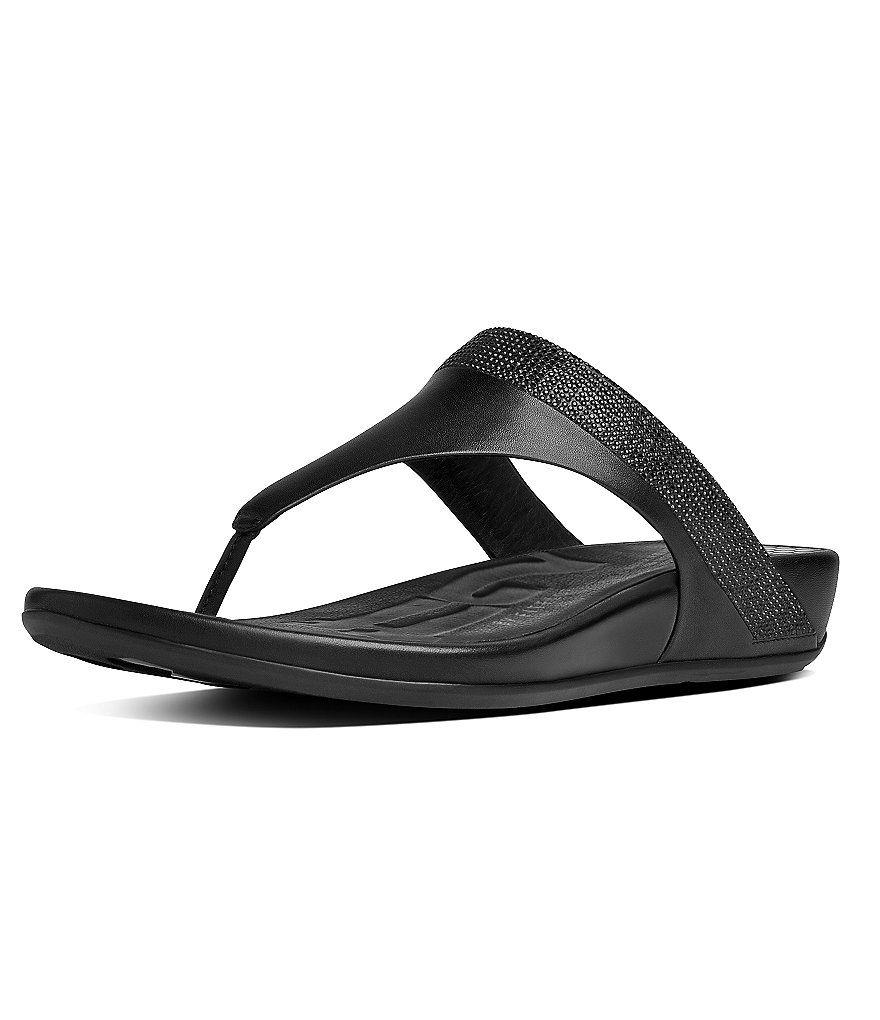 Blackfitflop banda microcrystal sandals 140 dillard
