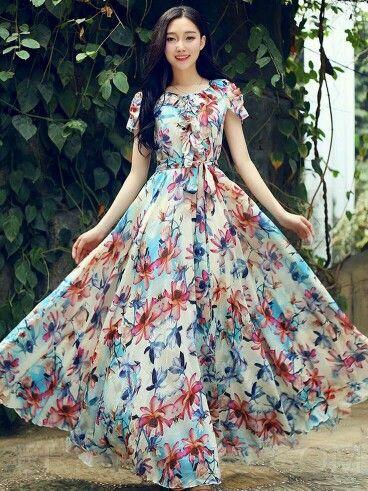 8a0afec9cc36b Floral dress | sasho in 2019 | Dresses, Fashion dresses, Trendy dresses