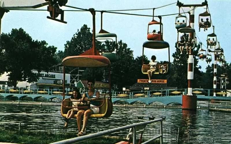 Americana LeSourdsville Lake | Middletown ohio, Abandoned amusement parks,  Abandoned amusement park