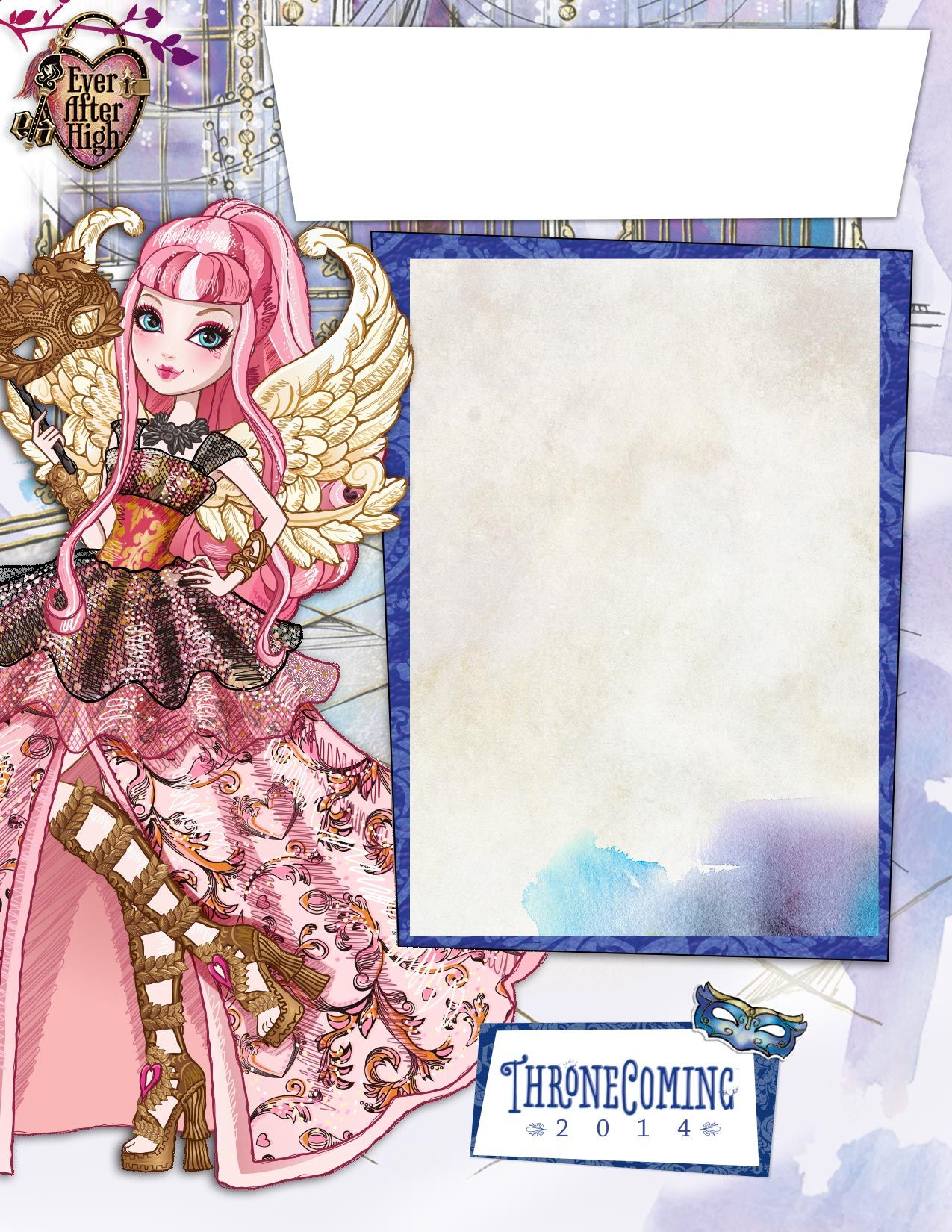 Thronecoming Quiz- Charming Quizzes & Activities for Kids | Ever After High