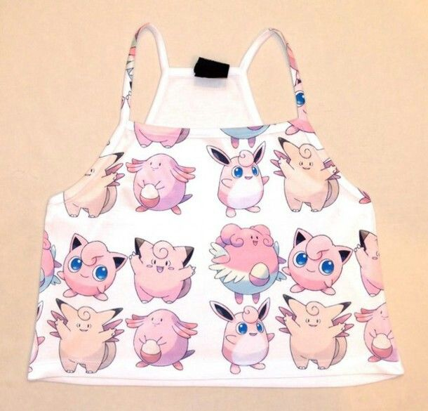274b3cb8d6eed Chansey wigglytuff jigglypuff clefairy Pink Fairytype pokemon top ...
