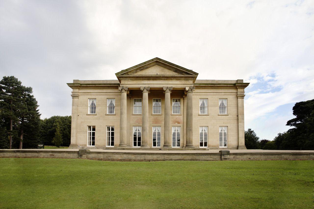 Thenewmanhattanite Roundhay Park Leeds Mansions English