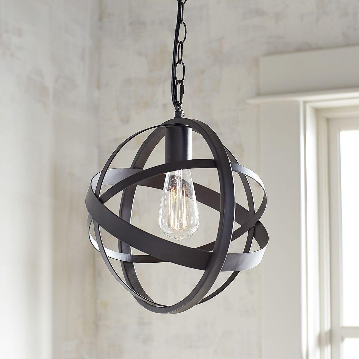 Atlas Pendant Light With Bulb Pier 1 Imports