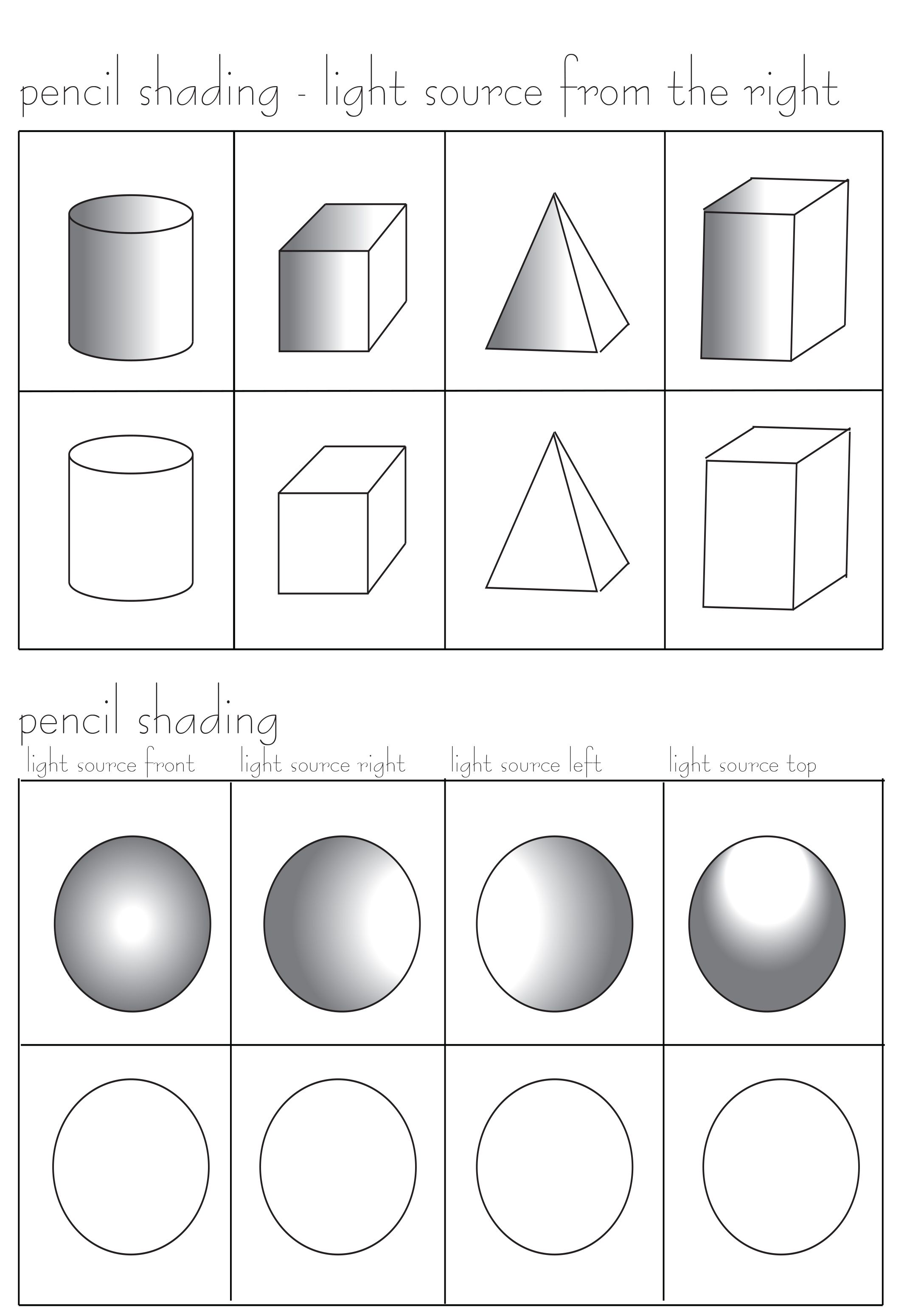 worksheet Shading Worksheet pin by penny markowitz on art bellringers and exit slips pinterest pencil shading worksheet free