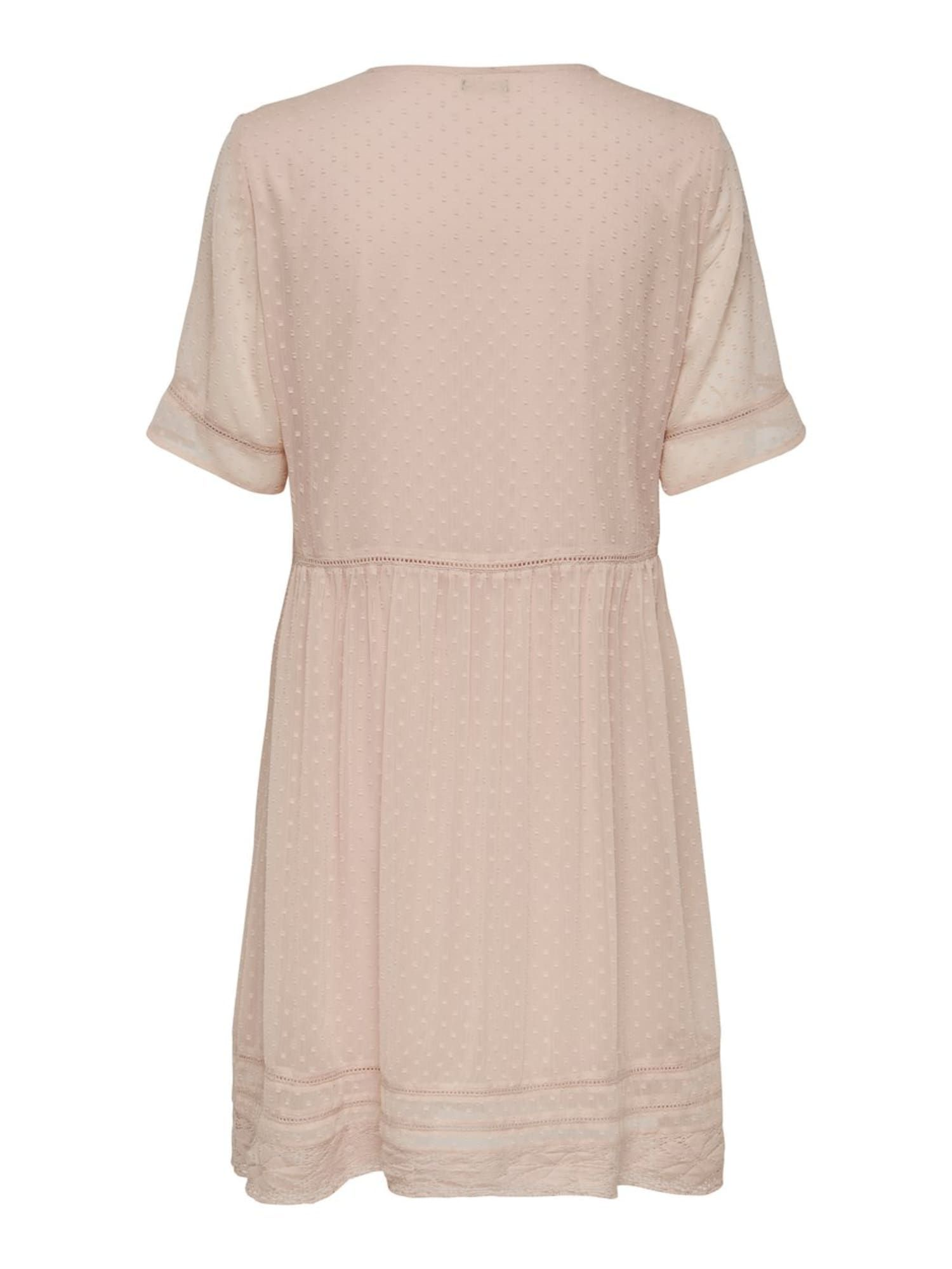 Only Kleid Damen Altrosa Grosse 40 Only Kleid Kleider Und Damen