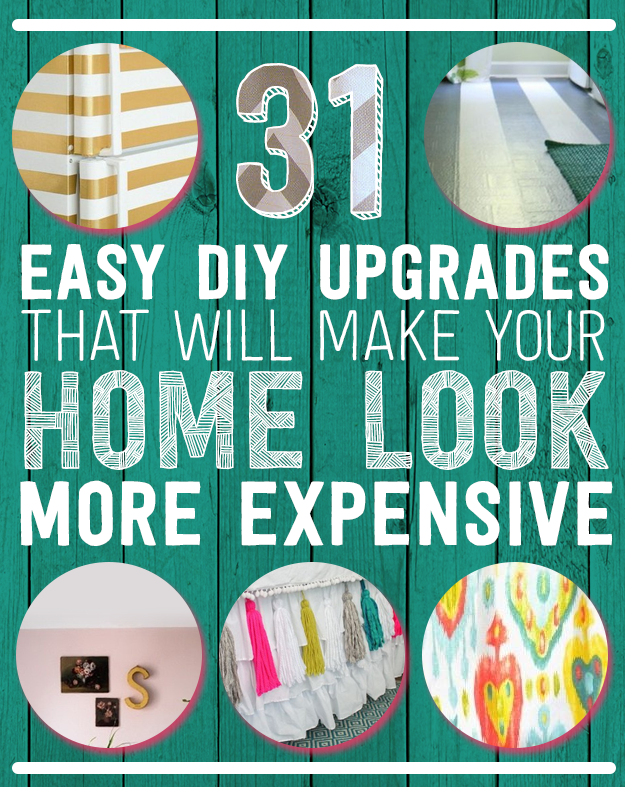 10 Awesome Cheap Home Decor Hacks and Tips | House and Decorating