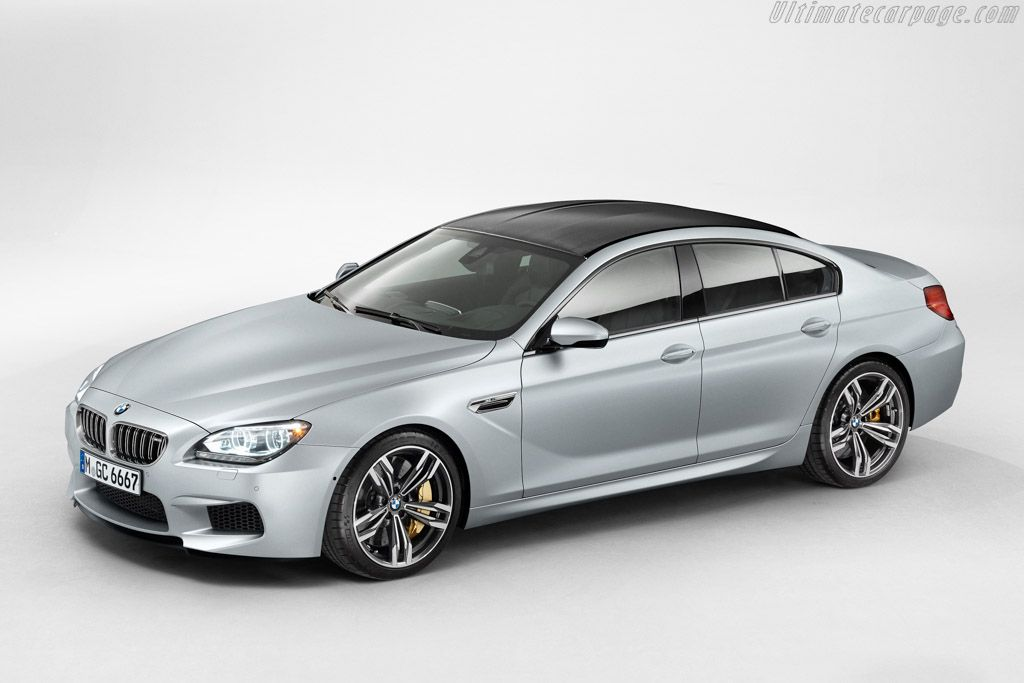 The 2013 Bmw M6 Gran Coupe