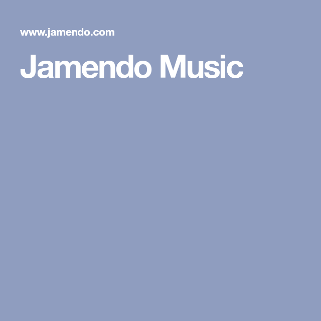 Jamendo Music | free sound | Music download, Free songs, Music