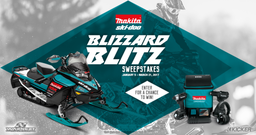 BLIZZARD BLITZ SWEEPSTAKES (3/21/17) {us} via... sweepstakes IFTTT reddit giveaways freebies contests