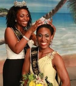 Yvonne Winbourne 2013 Alpha Phi Alpha National Miss Black and Gold Queen (Penn State)