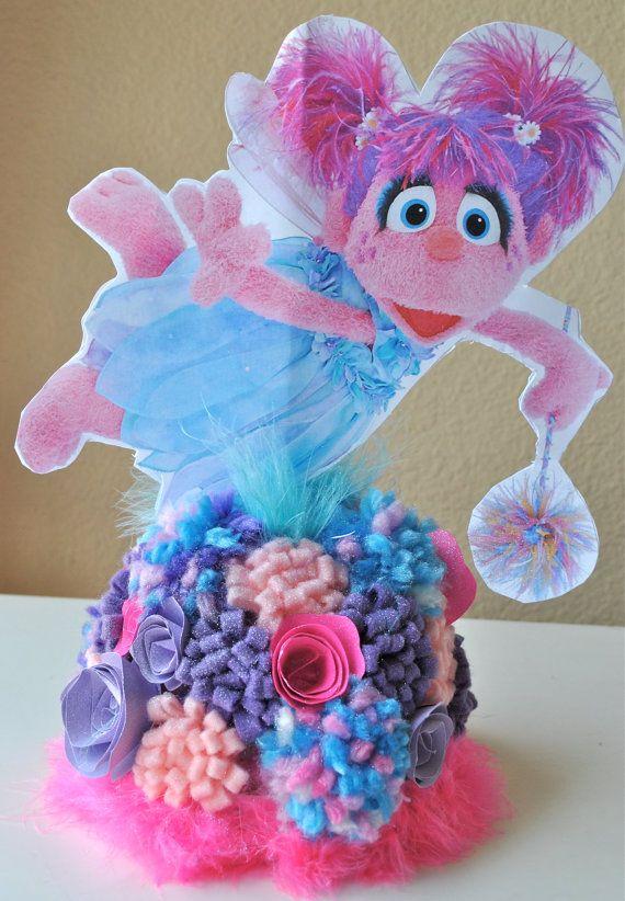 Abby Cadabby Centerpiece Party Ideas Pinterest Birthdays