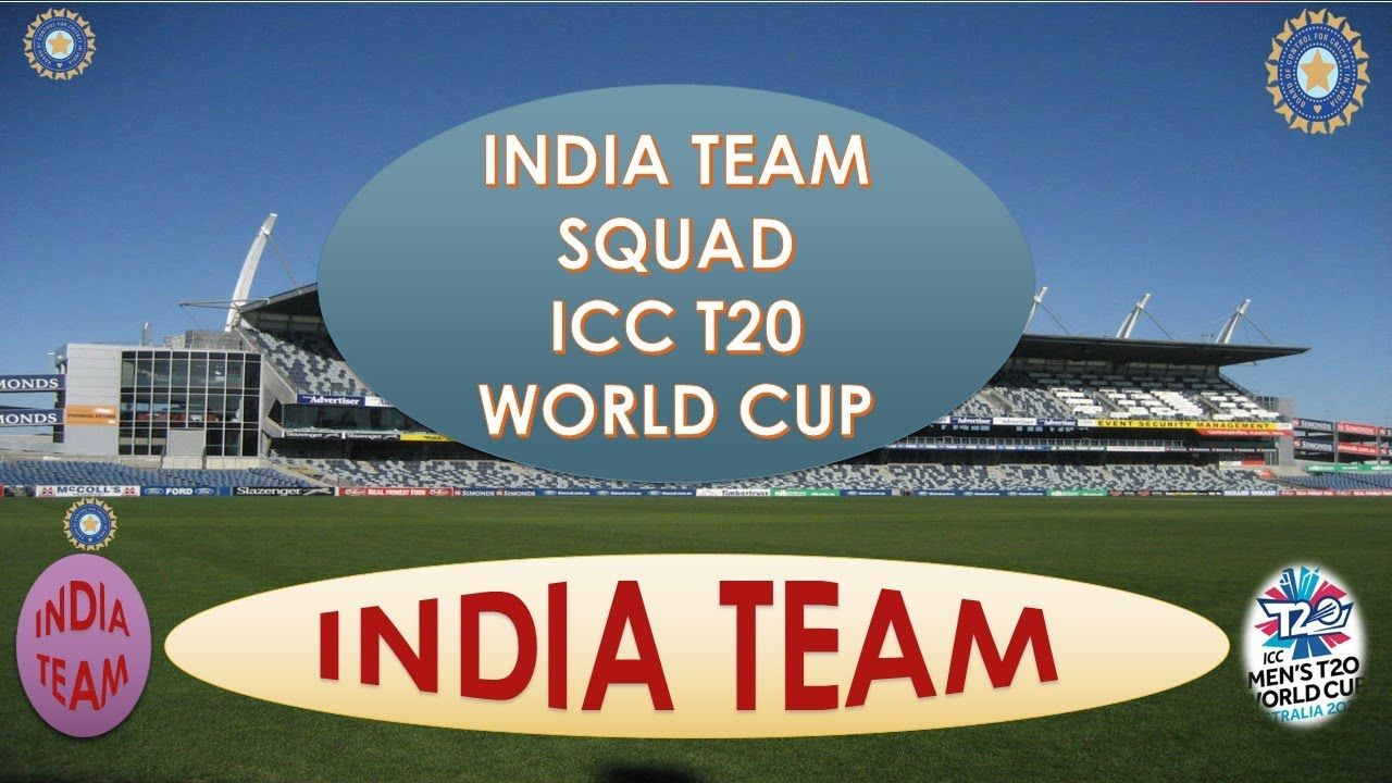 Pin On India Team Squad Icc T20 World Cup 2020