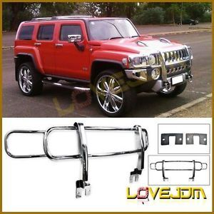 Fit 06 10 Hummer H3 Front Brush Grill Guard Polished Chrome Categoria Avisos Clasificados Gratis Item Condition New Fit 06 Hummer Grill Guard Laundry Room