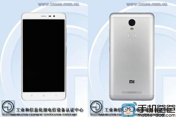 Mola: Un nuevo Xiaomi Redmi Note 3 con el Snapdragon 808 aparece en TENAA