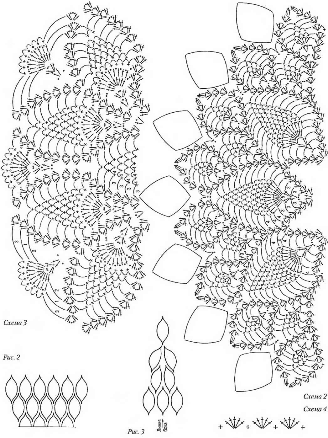 patrón de la piña | vestidos | Pinterest | Patrones y Vestiditos