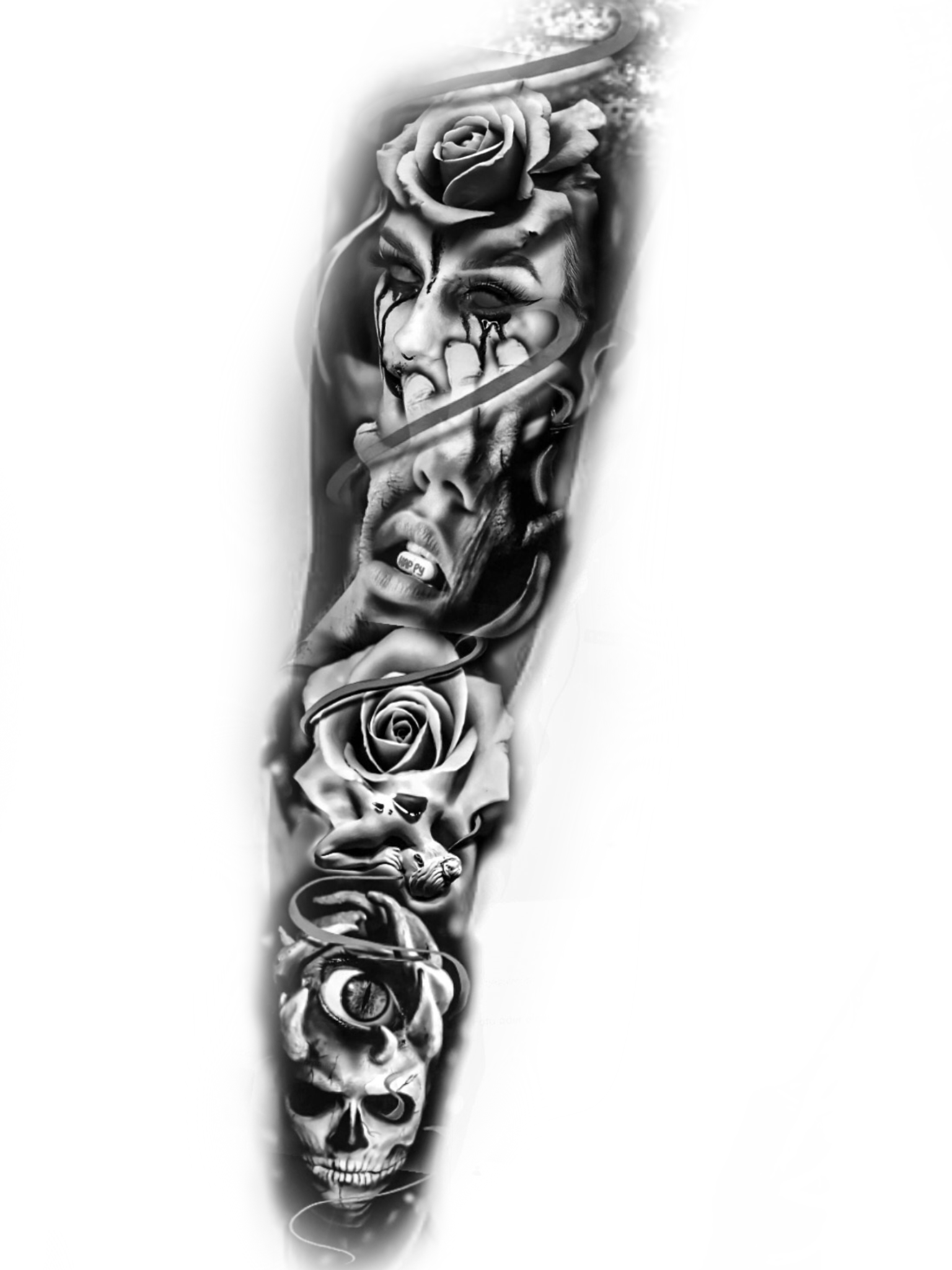 Pin By Amber Sexton On Full Back Sleeve Tattoos Tattoo Designs Tattoo Designs Men