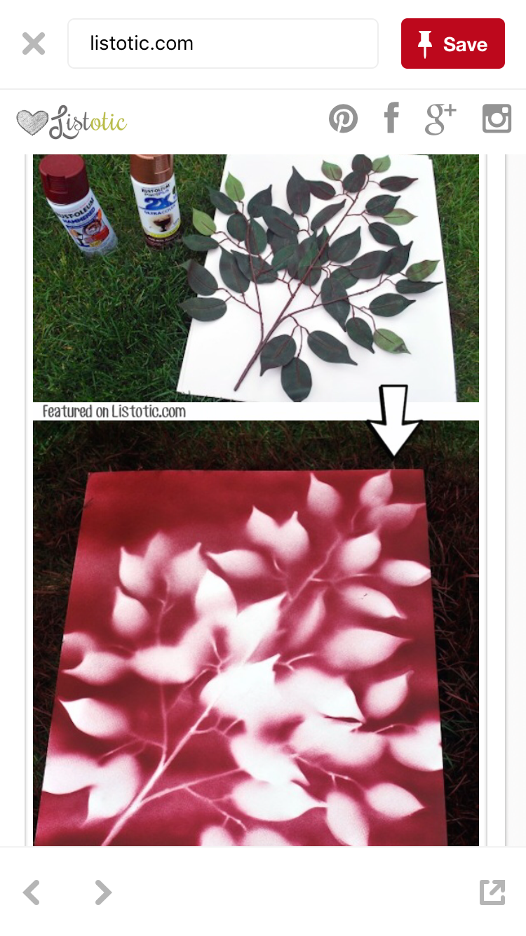 Pin By Angelique Okita On Decorations Diy Spray Paint Simple Wall Art Diy Painting
