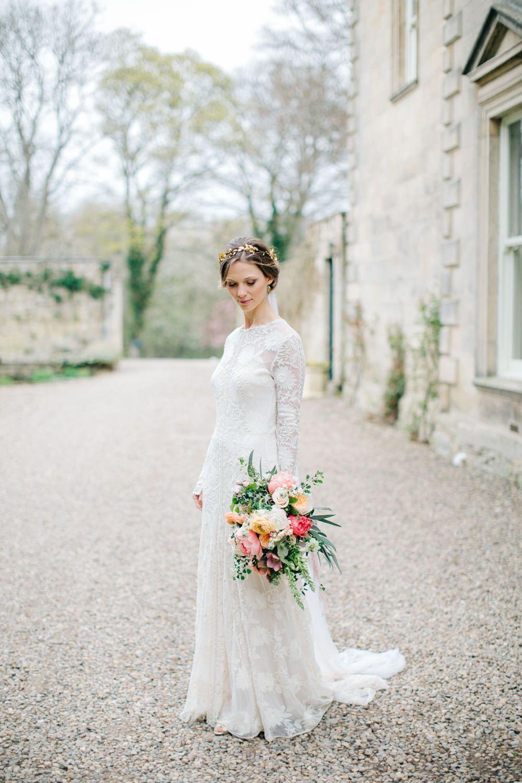 3dd2b56ab8348 32 Winter Wedding Dresses Perfect For A Cold Day | My Wedding ...