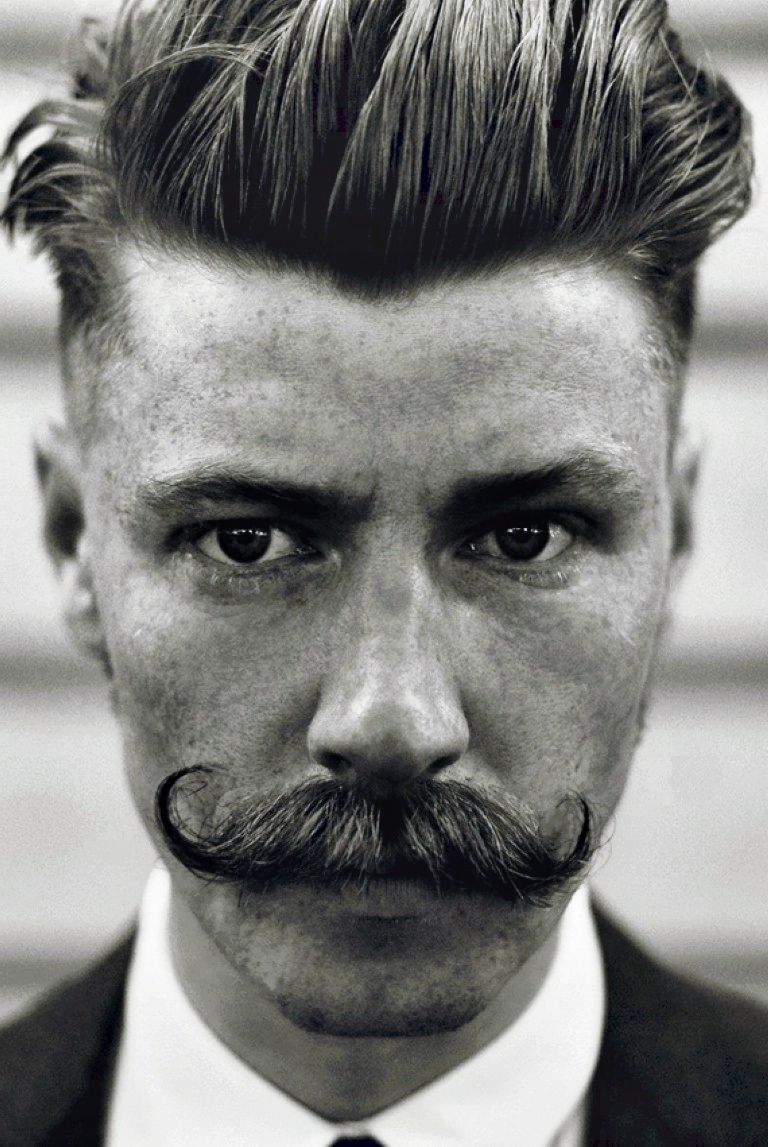 1920s Undercut Hairstyles Men Prohibition Pinterest 1920s Hair
