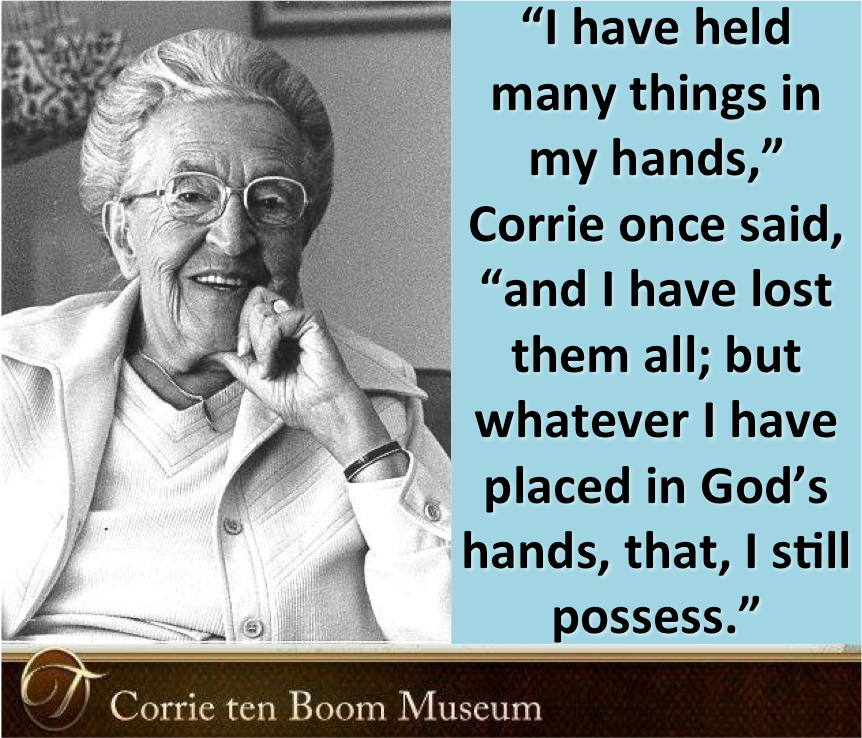 Jay Hicks on Twitter | Inspirational words, Corrie ten boom quotes, Faith  quotes