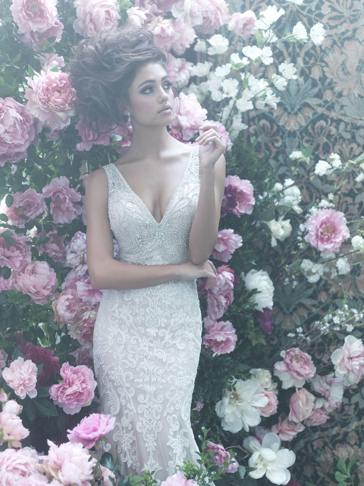 Allure Couture style C408 | allure couture | Pinterest | Allure ...